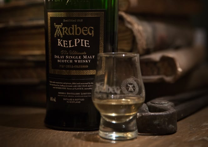 Ardbeg-Kelpie Single Malt