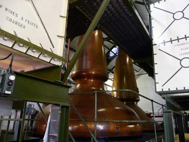 arbeg distillery