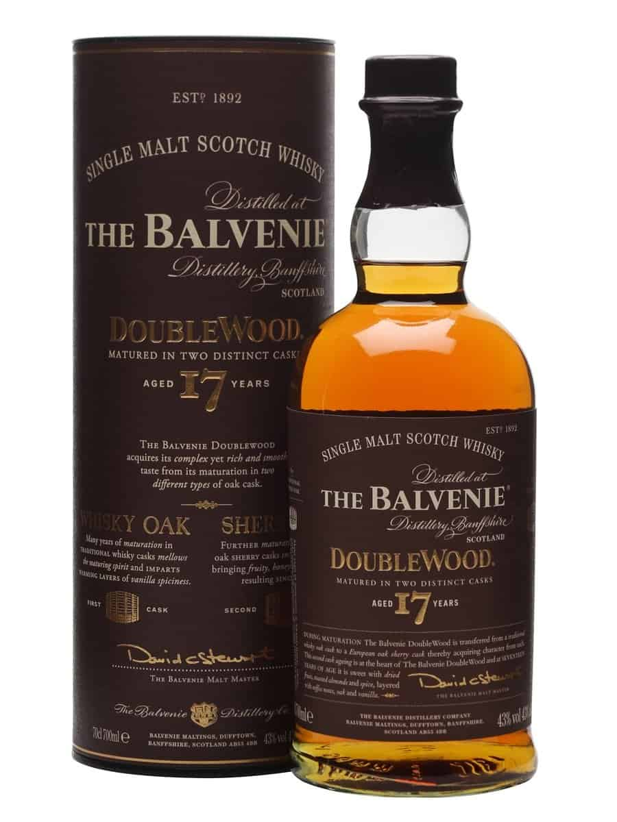 balvenie 17 doublewood review
