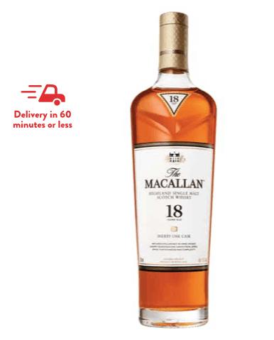 The Luxury Scotch: Macallan 18