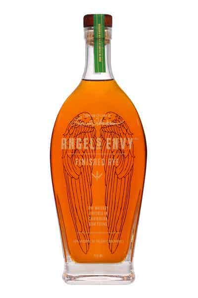 Angel's Envy Finished Rye Whiskey | Drizly