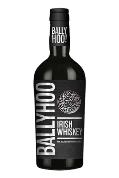 Ballyhoo Irish Whiskey | Drizly
