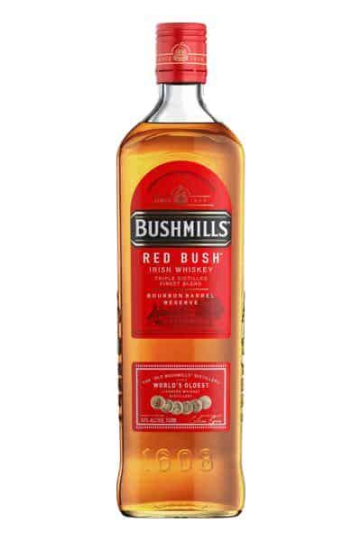 Bushmills Red Bush Irish Whiskey | Drizly