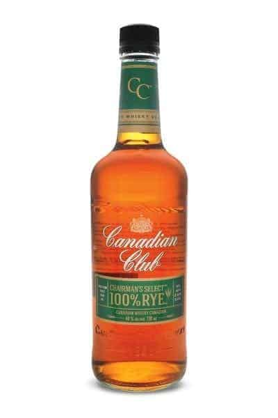 Canadian Club Chairman's Select 100% Rye | Drizly