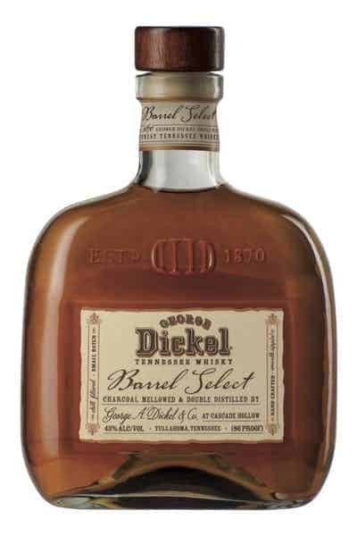 George Dickel Barrel Select | Drizly