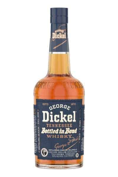 George Dickel Bottled in Bond Distilling Season 2008 Tennessee Whisky | Drizly