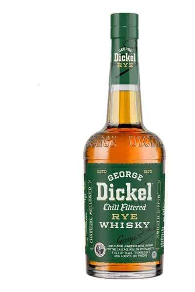 George Dickel Rye Whisky | Drizly
