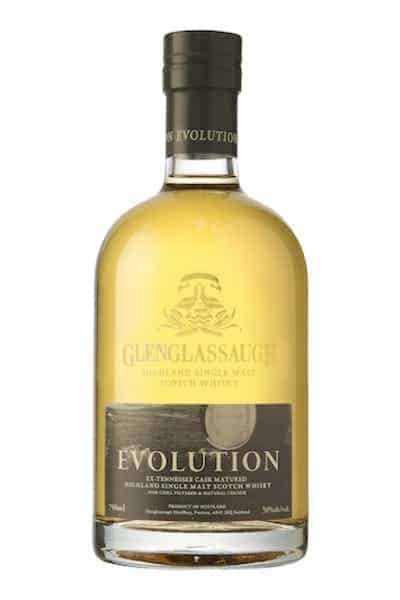Glenglassaugh Single Malt Scotch Whisky Evolution | Drizly
