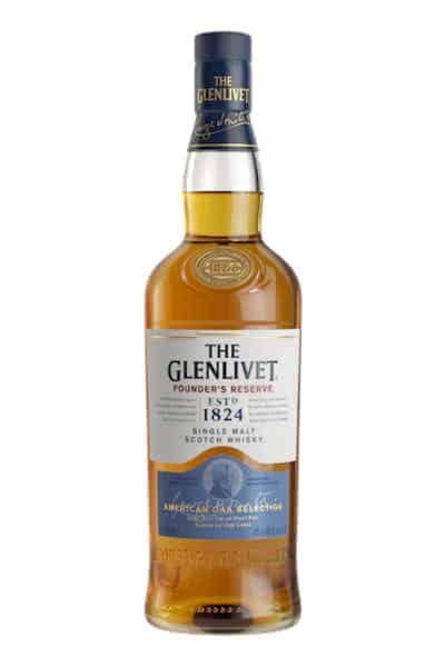 The Glenlivet Founder's Reserve | Drizly