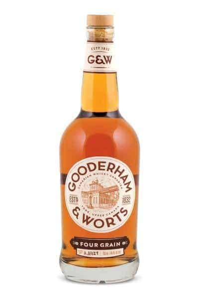Gooderham & Worts Canadian Whisky | Drizly