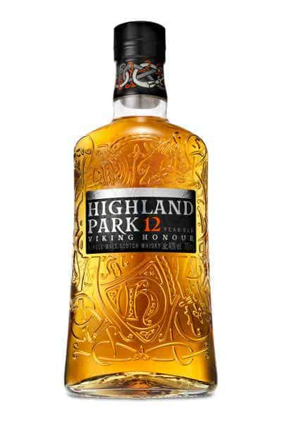 Highland Park 12 Year Old Single Malt Scotch Whisky | Drizly