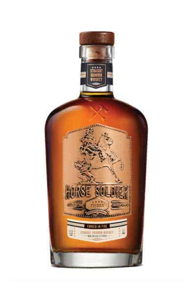 Horse Soldier Straight Bourbon Whiskey | Drizly