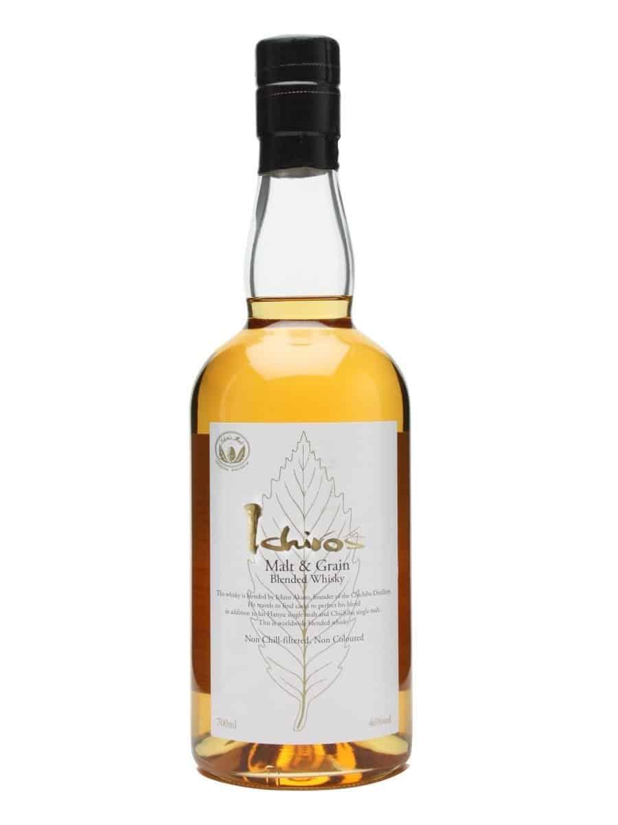 Ichiro's Malt & Grain Japanese Whisky | The Whisky Exchange
