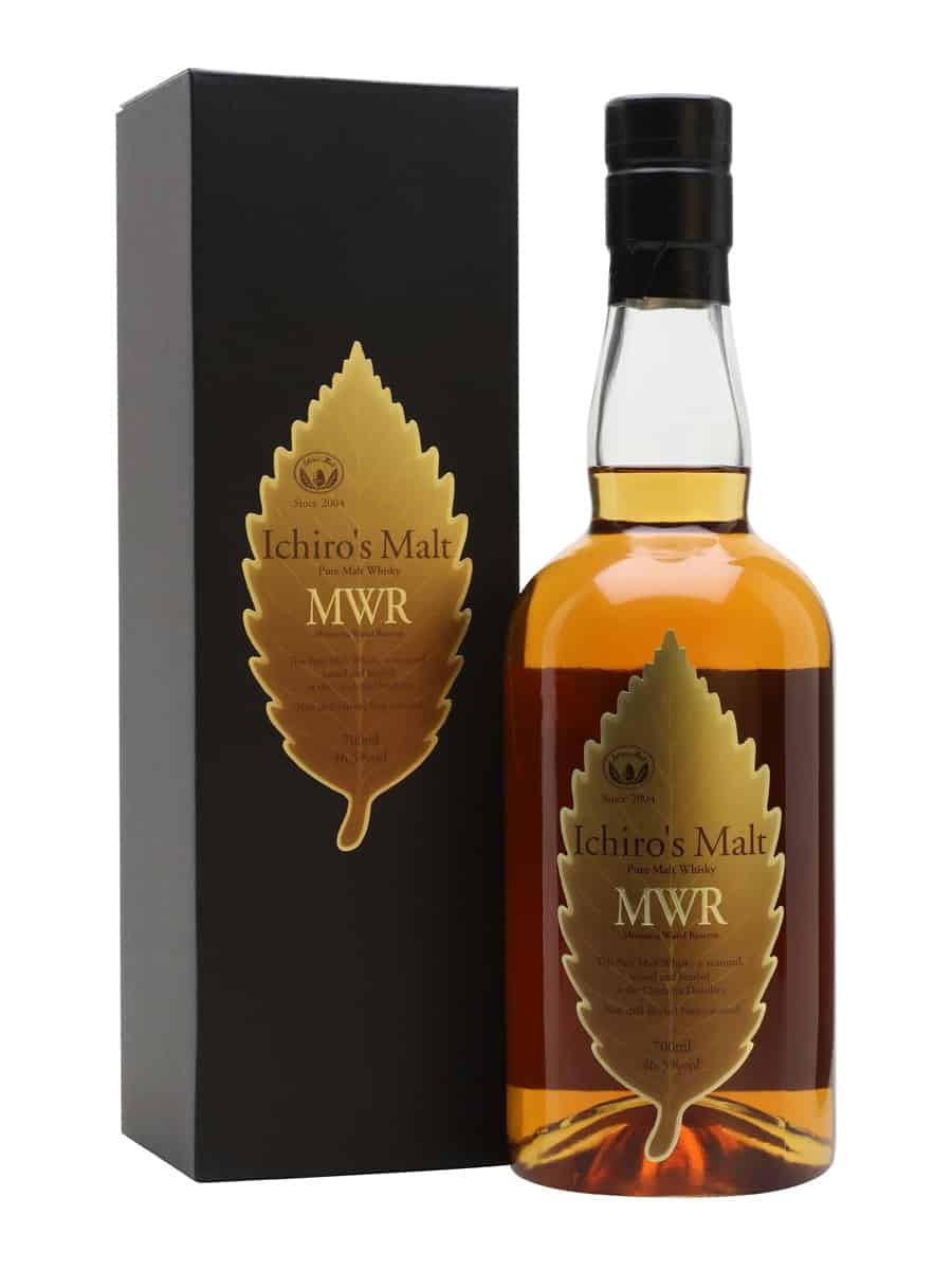 Ichiro's Malt MWR Mizunara Wood Reserve | The Whisky Exchange