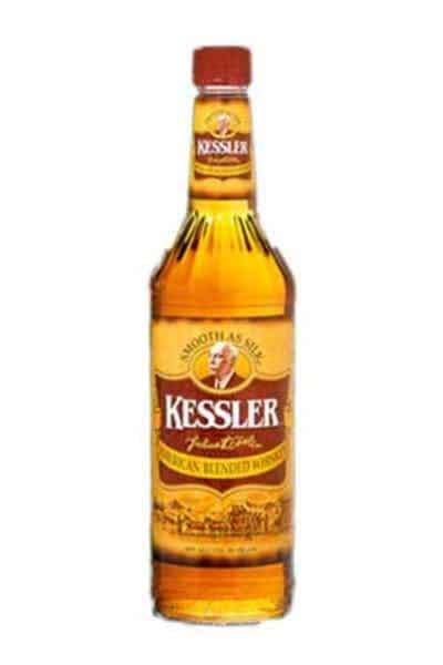 Kessler American Blended Whiskey   Drizly