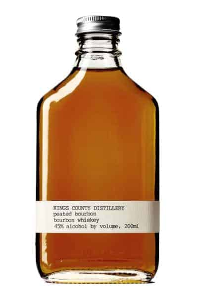 Kings County Distillery Peated Bourbon | Drizly