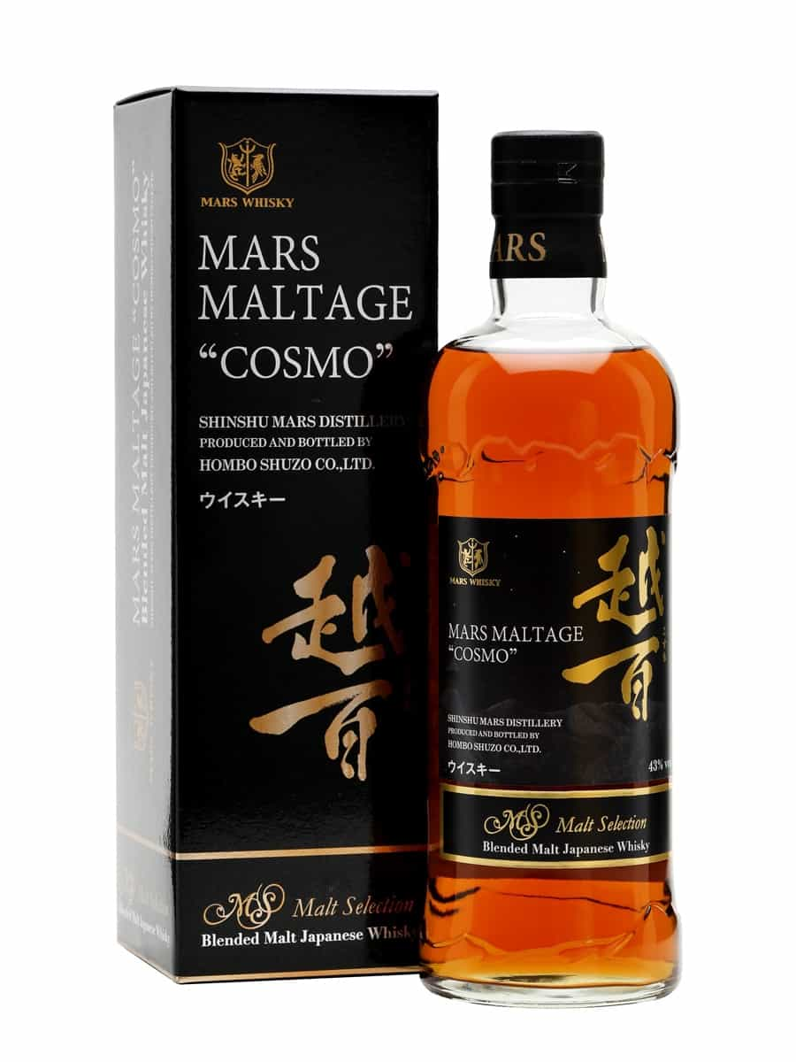 Mars Maltage Cosmo | The Whisky Exchange