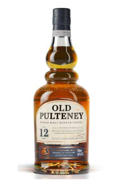 Old Pulteney 12 Years Old Single Malt Scotch | Drizly