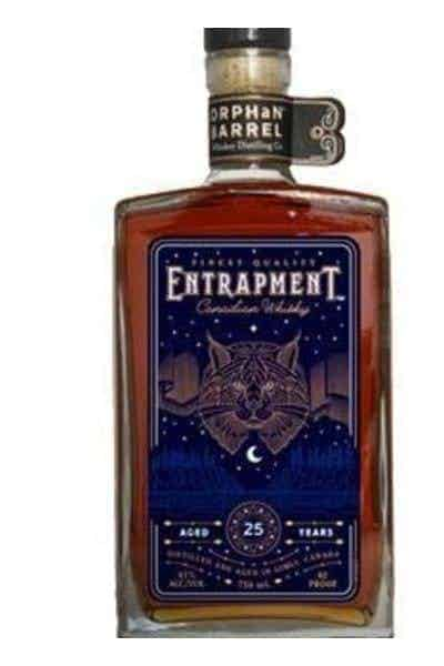 Orphan Barrel Entrapment 25 Year | Drizly