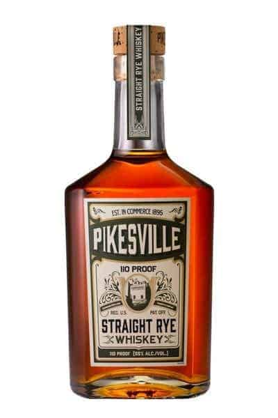 Pikesville Rye Whiskey | Drizly