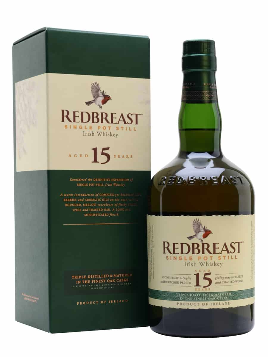 Redbreast 15 Year Old | The Whisky Exchange