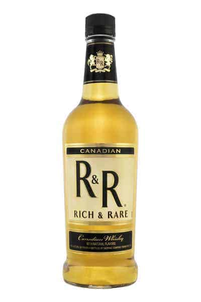 Rich & Rare Canadian Whisky | Drizly