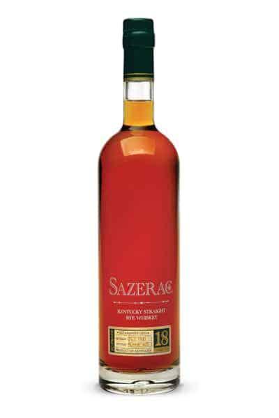 Sazerac Rye Antique 18 Year | Drizly