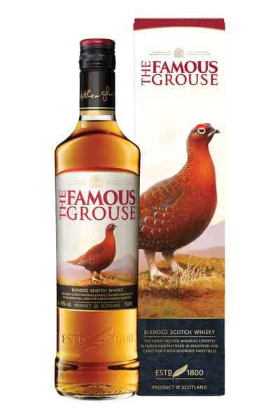 The Famous Grouse Scotch Whisky | Drizly