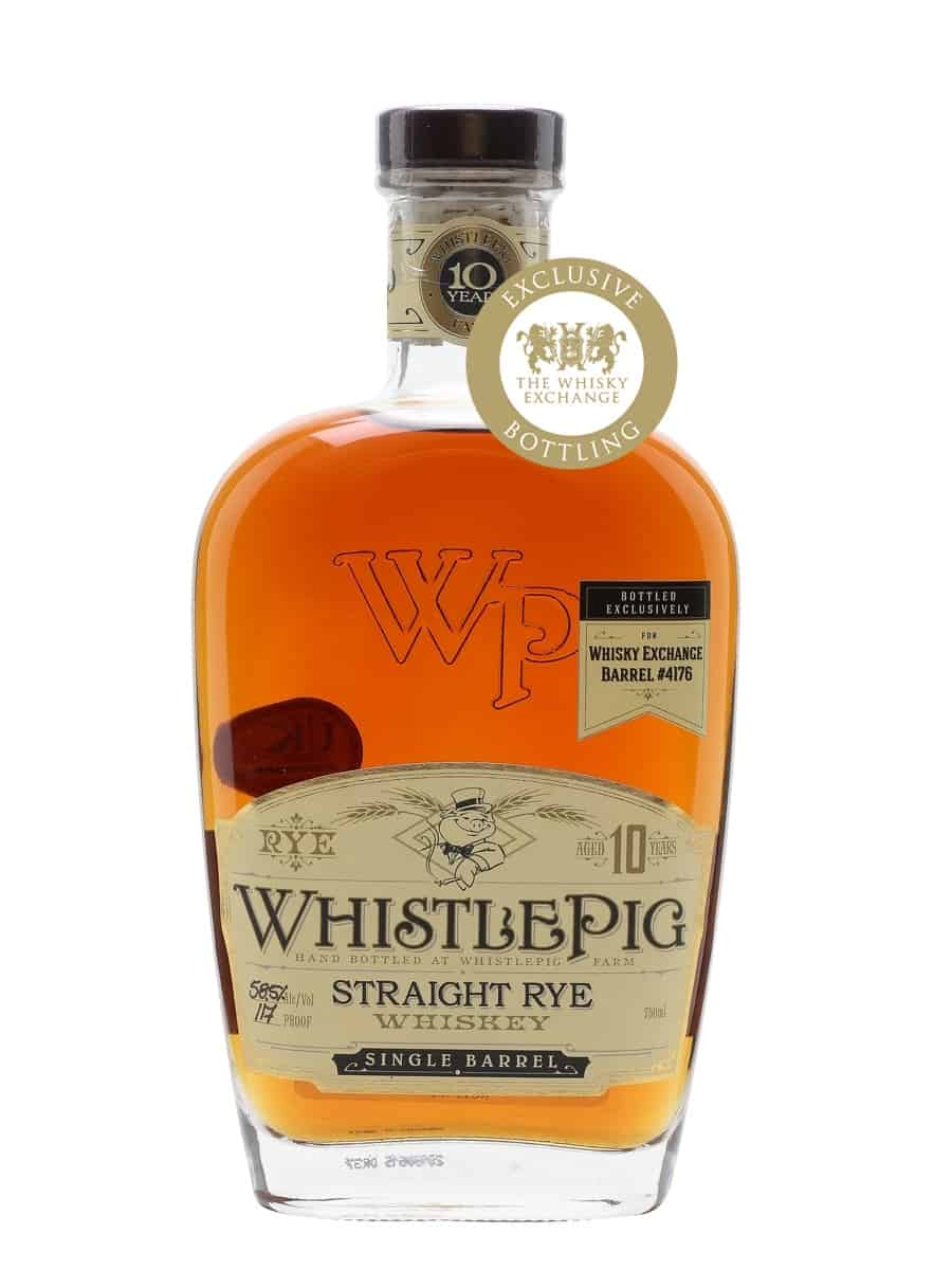Whistlepig 10 Year Old | The Whisky Exchange