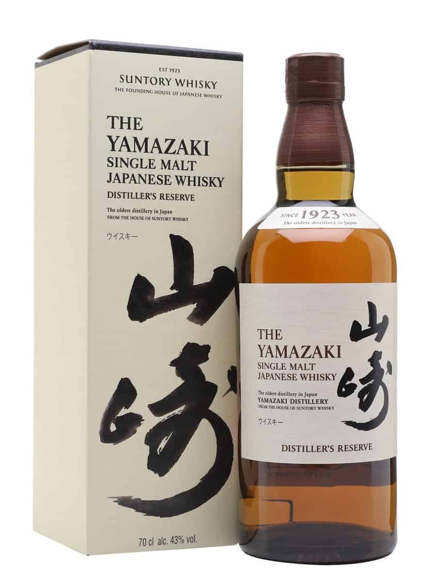 Suntory Yamazaki Distiller's Reserve | The Whisky Exchange