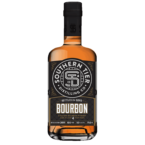 Southern Tier Distilling Straight Bourbon Whiskey | Drizly