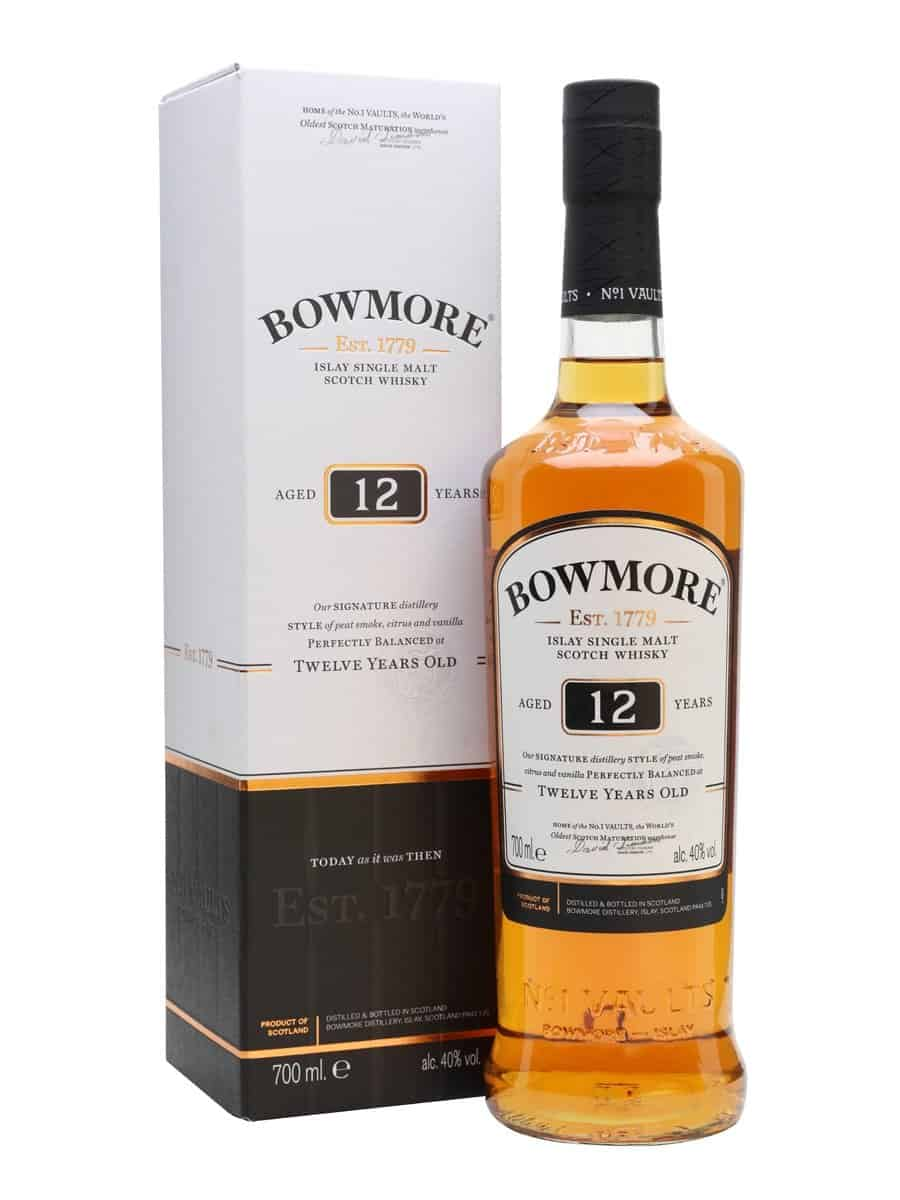 Bowmore 12 Year Old | The Whiskey Exchange