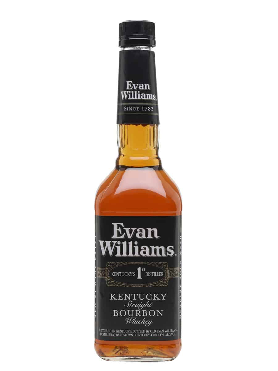 Evan Williams Extra Aged | The Whisky Exchange