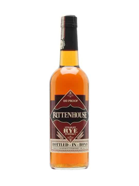 Rittenhouse Bottled In Bond Straight Rye | The Whisky Exchange