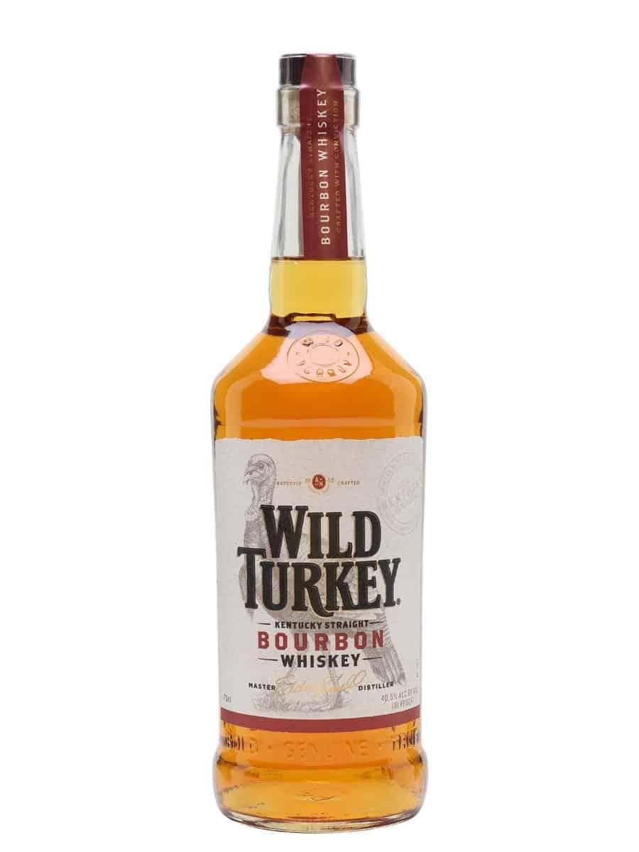 Wild Turkey 81 Proof Bourbon | The Whiskey Exchange