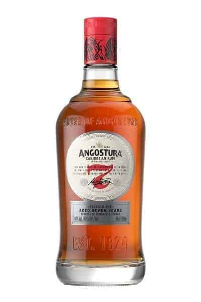 Angostura 7 Year Rum   Drizly