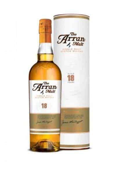 The Arran Malt 18 Year | Drizly