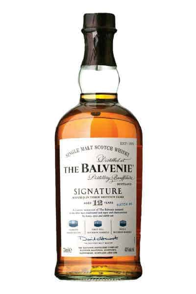 Balvenie 12 Year Signature | Drizly