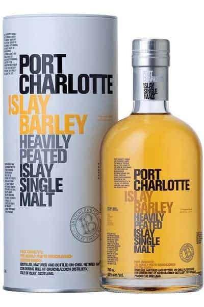 Bruichladdich Port Charlotte Islay Barley | Drizly