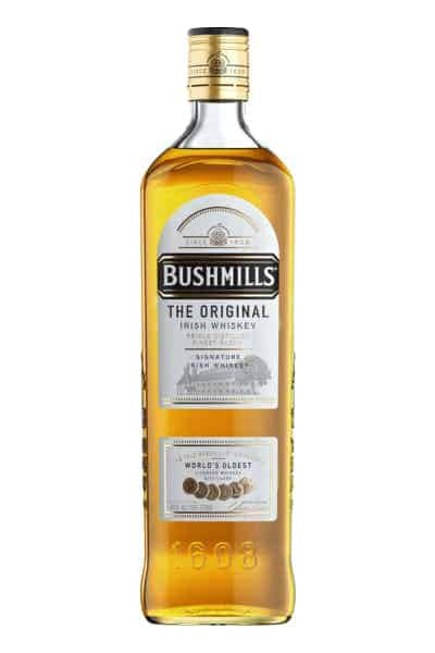 Bushmills Irish Whiskey | Drizly
