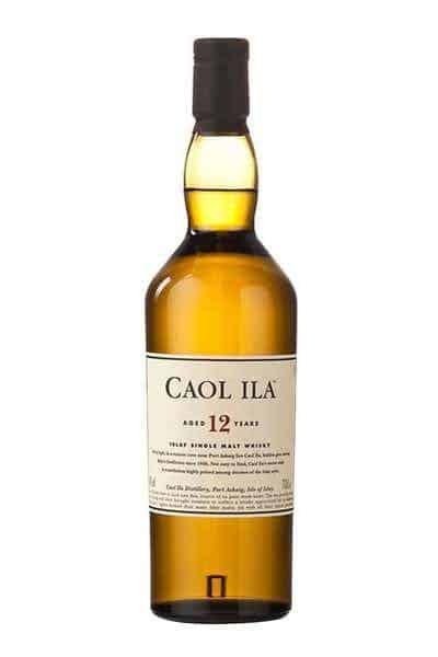 Caol Ila 12 Year Single Malt Scotch | Drizly