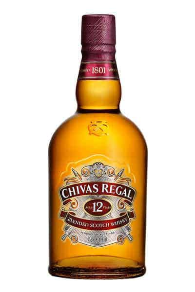 Chivas Regal 12 Year | Drizly