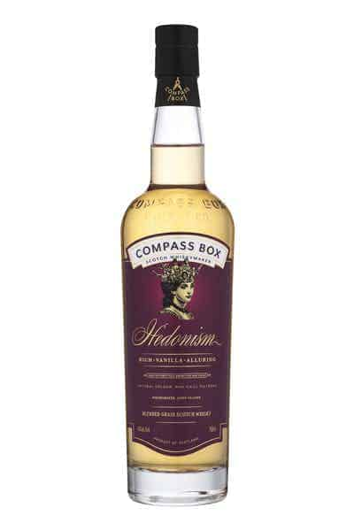 Compass Box Hedonism | Drizly