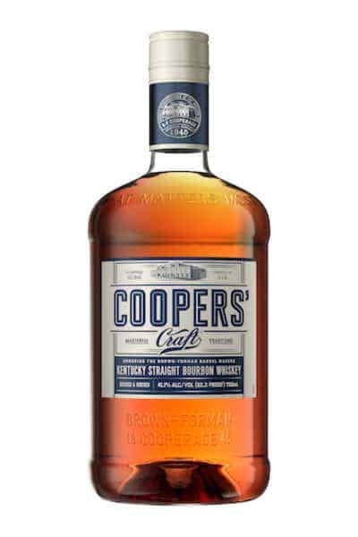 Coopers' Craft Kentucky Straight Bourbon Whiskey | Drizly