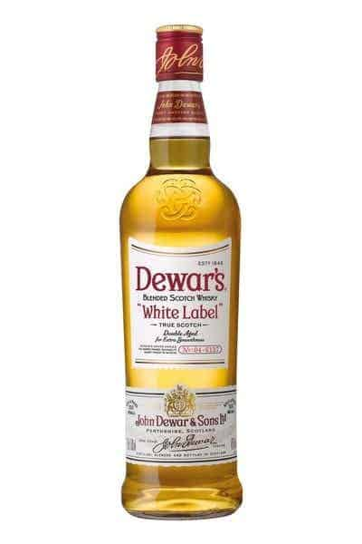 Dewar's White Label Blended Scotch Whisky | Drizly