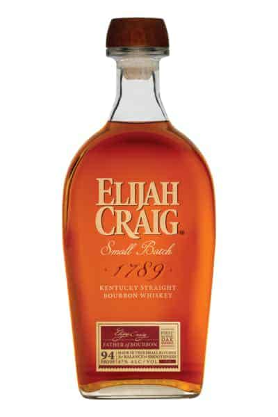 Elijah Craig Small Batch Bourbon | Drizly