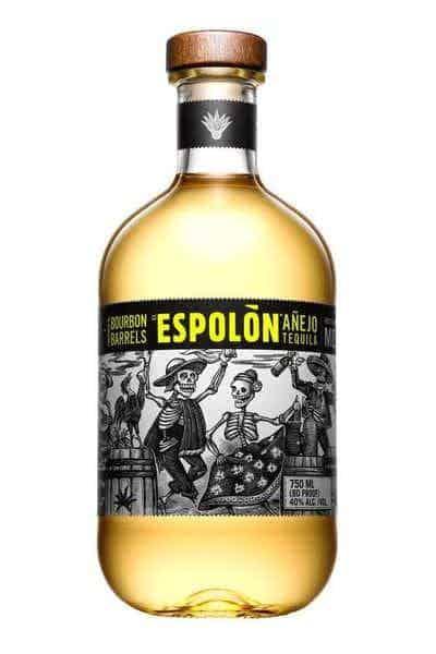 Espolòn Tequila Añejo | Drizly