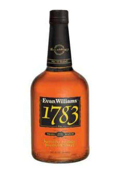 Evan Williams 1783 Small Batch | Drizly