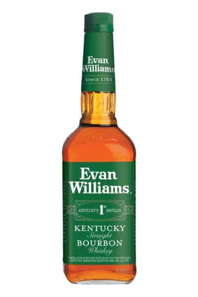 Evan Williams Green Label Bourbon | Drizly