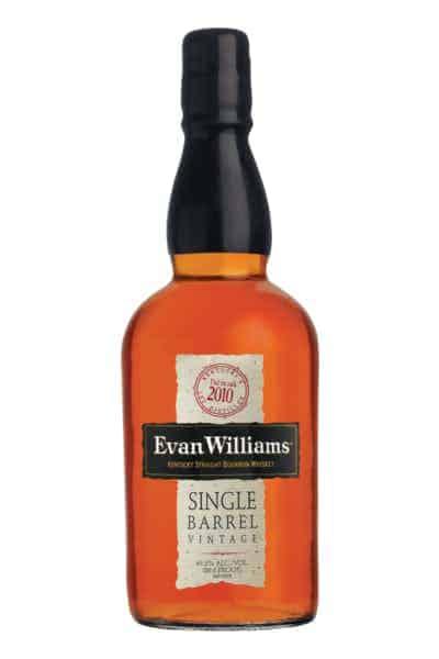 Evan Williams Single Barrel | Drizly